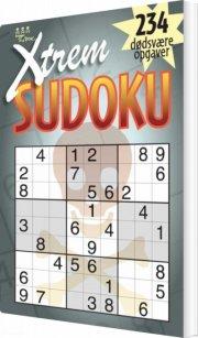 xtrem sudoku - bog