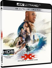 xxx - the return of xander cage - 4k Ultra HD Blu-Ray