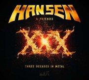 kai hansen - xxx - three decades in metal - cd