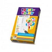 yatzy spil med blok og terninger - børneudgave - Brætspil
