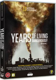 years of living dangerously - sæson 2 - DVD
