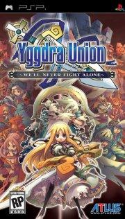 yggdra union (#) - psp