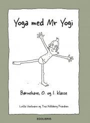 yoga med mr. yogi 0-1.klasse - bog