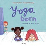 yogabørn - bog