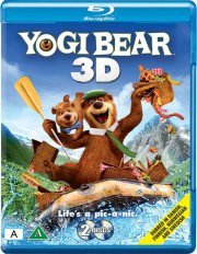 yogi bear - 3D Blu-Ray