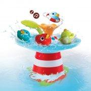 yookidoo badelegetøj - musical duck race - Bade Og Strandlegetøj