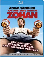 you don't mess with the zohan - unrated version - Blu-Ray