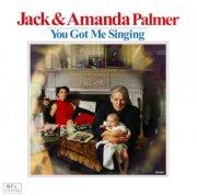 jack and amanda palmer - you got me singing - Vinyl / LP