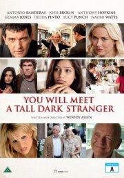 you will meet a tall dark stranger - DVD