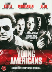 young americans - DVD