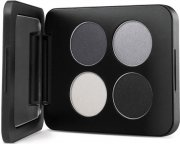 youngblood pressed mineral eyeshadow quad - starlet - Makeup