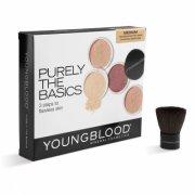 youngblood purely the basics kit - medium - Makeup