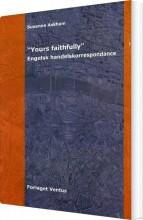 yours faithfully - bog