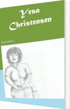 yrsa christensen - bog