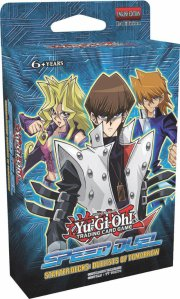 yu-gi-oh! - speed duel starter deck - duelists of tomorrow - Brætspil