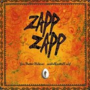 zapp zapp - you better believe - cd