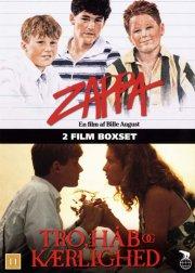 zappa // tro håb og kærlighed - DVD
