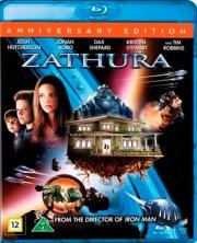 zathura - et eventyr i rummet - jubilæumsudgave - Blu-Ray