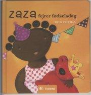 zaza fejrer fødselsdag - bog