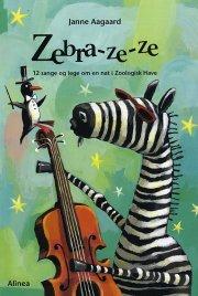 zebra-ze-ze, sangbog - bog
