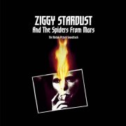 david bowie - ziggy stardust and the spiders from mars - soundtrack - Vinyl / LP