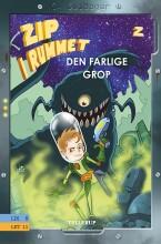zip i rummet #2: den farlige grop - bog