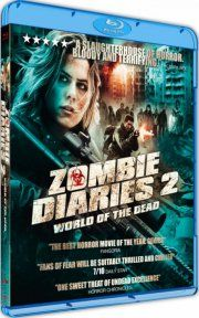 zombie diaries 2 - world of the dead - Blu-Ray