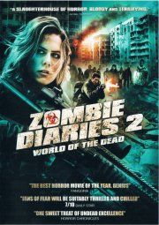 zombie diaries 2 - world of the dead - DVD