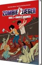zombie-jæger 2: knuste kranier - bog