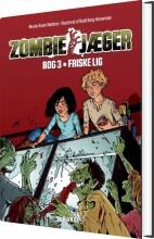 zombie-jæger 3: friske lig - bog