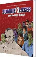 zombie-jæger 6: døde venner - bog