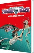 zombie-jæger - den nye verden 1: rådne soldater - bog