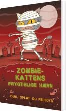 zombie-kattens frygtelige hævn - bog