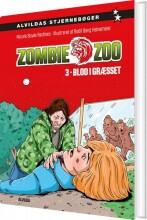 zombie zoo 3: blod i græsset - bog