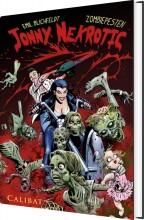 zombiepesten - bog