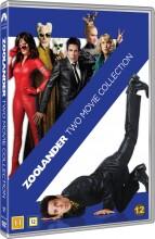 zoolander 1 // zoolander 2 - DVD