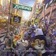 - zootropolis soundtrack - disney - cd