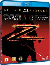 mask of zorro // legend of zorro - Blu-Ray