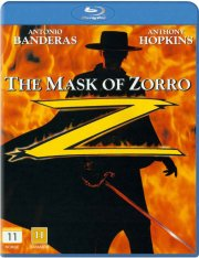 the mask of zorro / zorro - den maskerede hævner - Blu-Ray