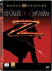 zorro - den maskerede hævner // legenden om zorro - DVD