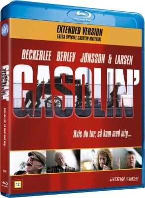 Moderne Gasolin - Hvis Du Tør, Så Kom Med Mig Blu-Ray + DVD Film → Køb FL-57