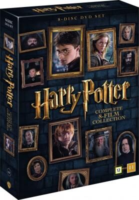 harry potter film boks