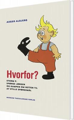 Nye Hvorfor? Af Asger Albjerg → Køb bogen billigt her FI-55