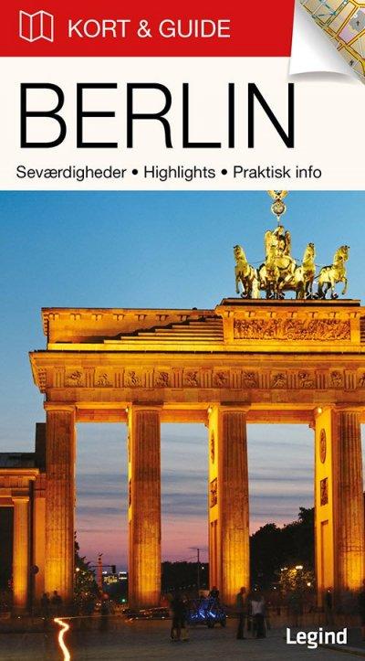 Kort Guide Berlin Af Eva Tango Brandt Gucca Dk
