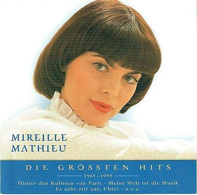 Billede af Mireille Mathieu - Nur Das Beste-die Grossen Hits - CD