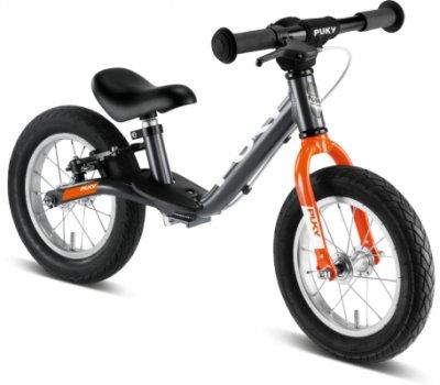 Puky - Lr Light Br Løbecykel - 3-5 År - Antracit Grå | Learner Bikes