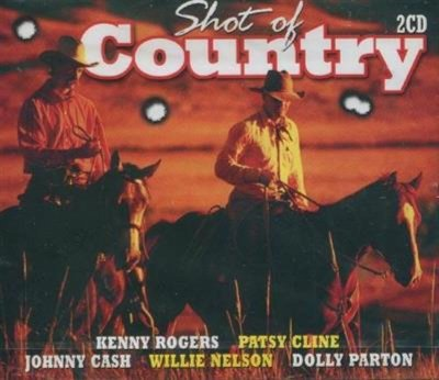 Image of   Shot Of Country - CD
