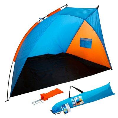 Telt Til 2 Personer Camping Grøn Blå → Køb billigt her