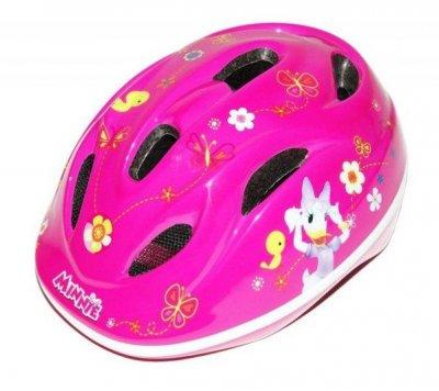 Disney Minnie Mouse - Cykelhjelm Til Børn - 51-55 Cm | Helmets
