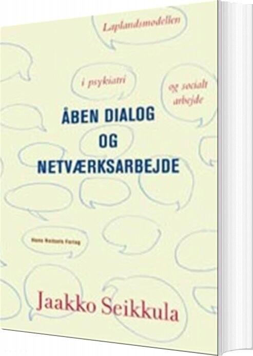 Image of   åben Dialog Og Netværksarbejde - Jaakko Seikkula - Bog